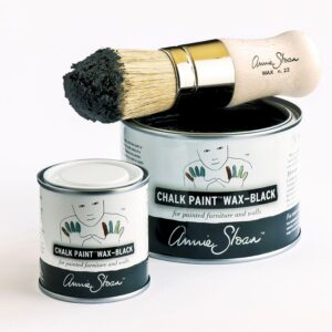 Chalk Paint Svart Vax